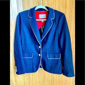 Banana Republic Wool Blue Blazer 💙 A1
